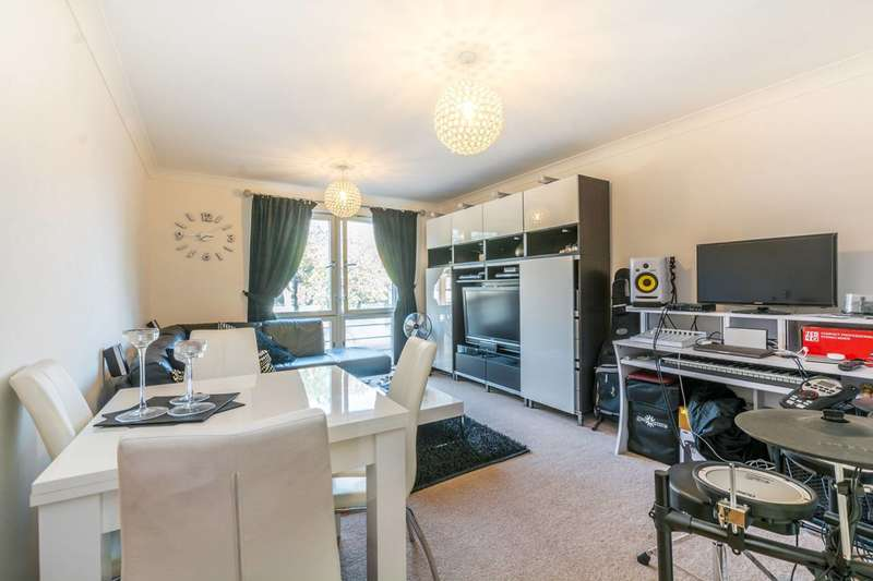 1 Bedroom Flat for sale in Tottenham Green East, Tottenham, N15