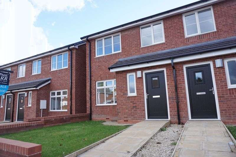3 Bedrooms Semi Detached House for sale in Lichfield Road, Shelfield, Walsall