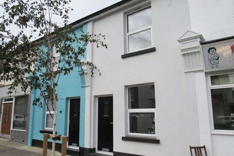 2 Bedrooms Terraced House for sale in Milton Road, Westcliff-On-Sea