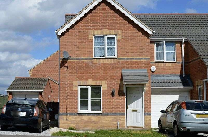 2 Bedrooms Semi Detached House for sale in Hadfield Close, Sheffield