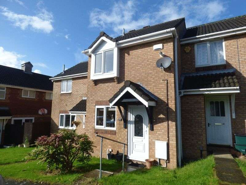 2 Bedrooms Terraced House for sale in Beckford Road, Abbeymead, Gloucester