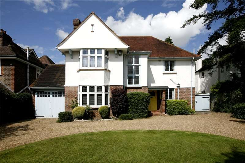 4 Bedrooms Detached House for sale in Langley Avenue, Surbiton, KT6