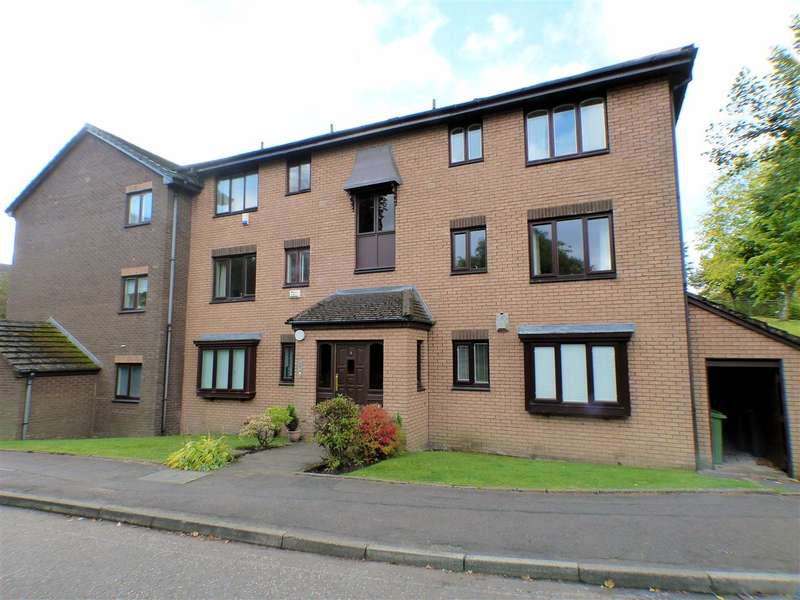 2 Bedrooms Apartment Flat for sale in Burnfield Gardens, Flat 1/2, Giffnock