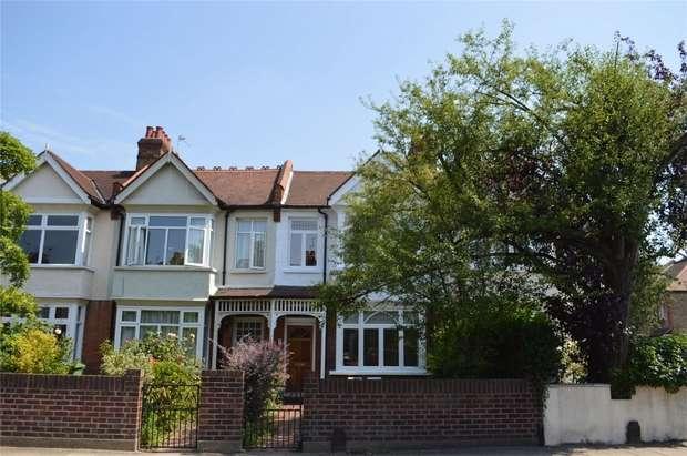 3 Bedrooms Terraced House for sale in St Margarets Road, St Margarets, Twickenham
