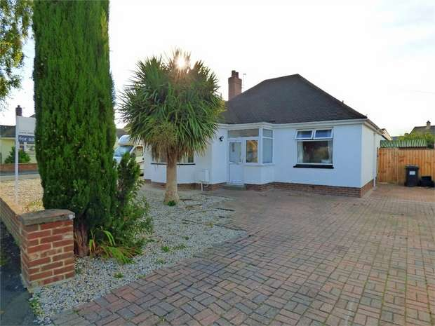 2 Bedrooms Detached Bungalow for sale in Lyndale Road, Kingsteignton, Newton Abbot, Devon