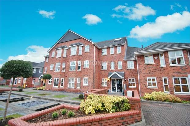 2 Bedrooms Flat for sale in Crownoakes Drive, Wordsley, STOURBRIDGE, West Midlands
