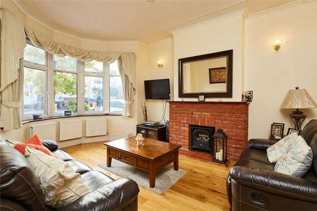 3 Bedrooms Terraced House for sale in All Souls Avenue, Kensal Green, London