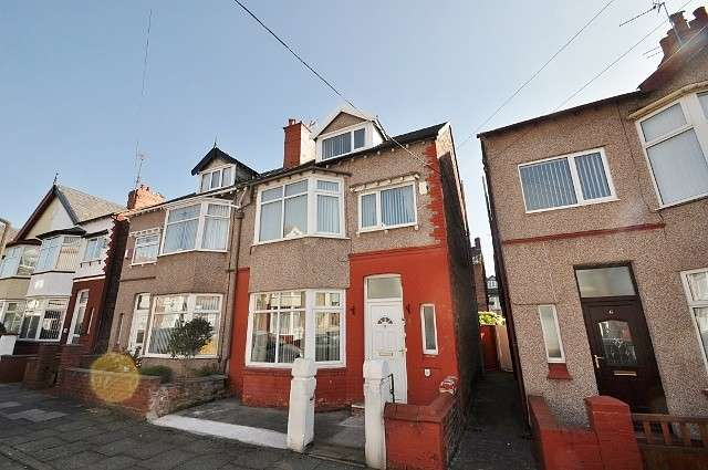 4 Bedrooms House for sale in Kinnaird Road, Wallasey