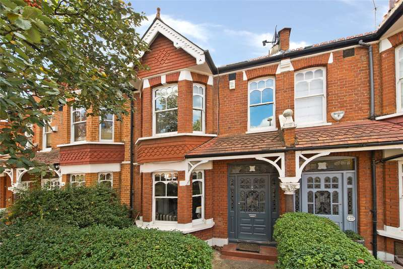 4 Bedrooms Terraced House for sale in Normanton Avenue, London, SW19