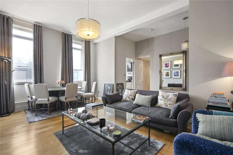 2 Bedrooms Flat for sale in Farley Court, Allsop Place, NW1