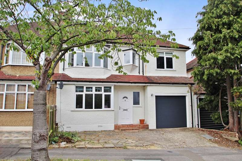 5 Bedrooms Semi Detached House for sale in Fieldsend Road, Sutton