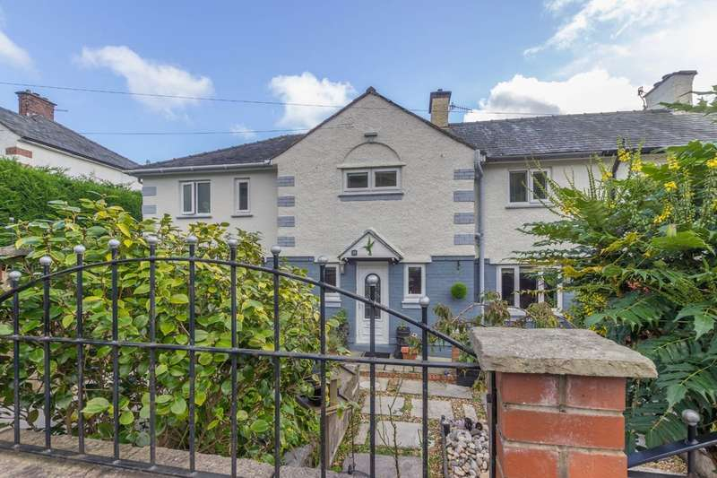 4 Bedrooms Semi Detached House for sale in 23 Fairholme, Sedbergh