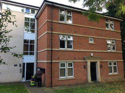 2 Bedrooms Flat for sale in Riverside Grange, 207 Grange Road, Darlington, Durham