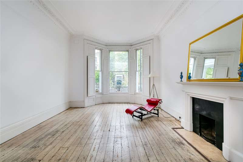 4 Bedrooms Ground Flat for sale in Cromwell Road, London, SW5