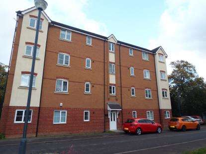 2 Bedrooms Flat for sale in Bewick Croft, Stoke Heath, Coventry