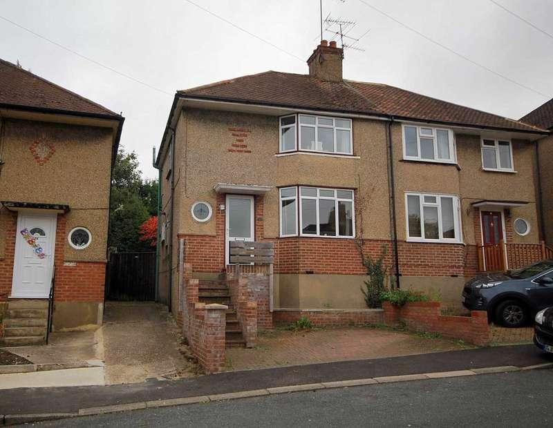 2 Bedrooms Semi Detached House for sale in Cornerhall Avenue, Hemel Hempstead