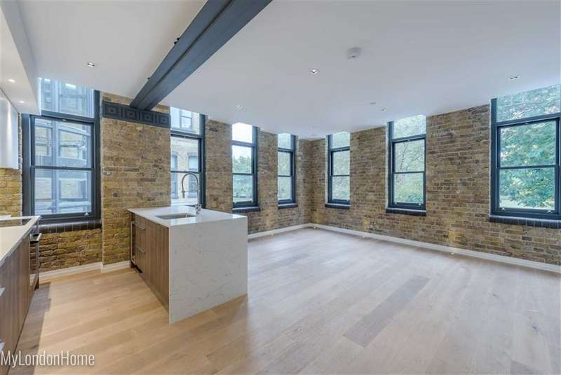 1 Bedroom Flat for sale in Embassy Works, Lawn Lane, Vauxhall, London, SW8