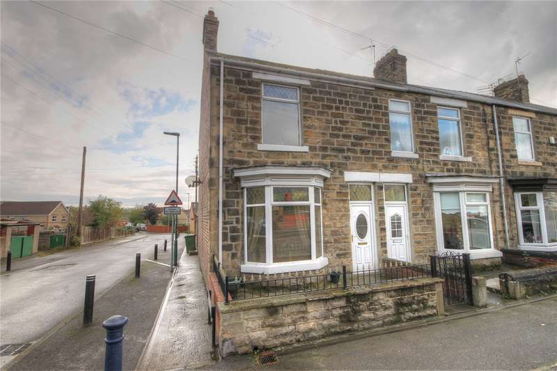 2 Bedrooms End Of Terrace House for sale in Manor Road, St Helen Auckland, Bishop Auckland, DL14