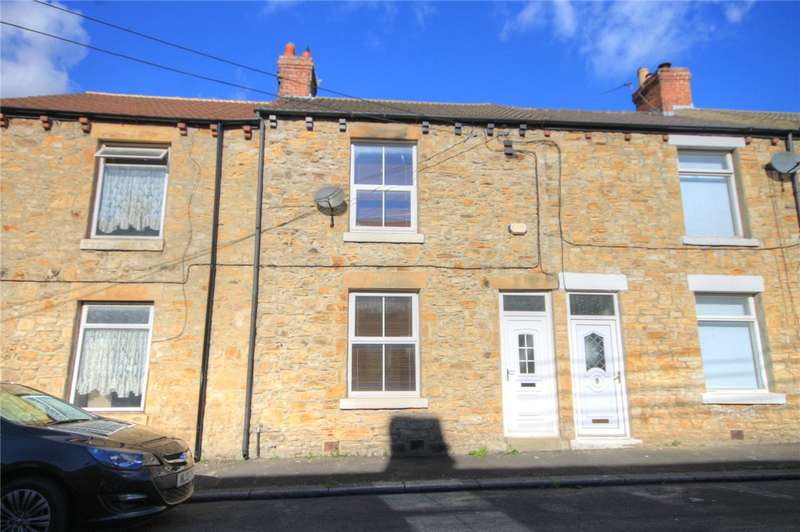 2 Bedrooms Terraced House for sale in Unity Terrace, Stanley, Durham, DH9