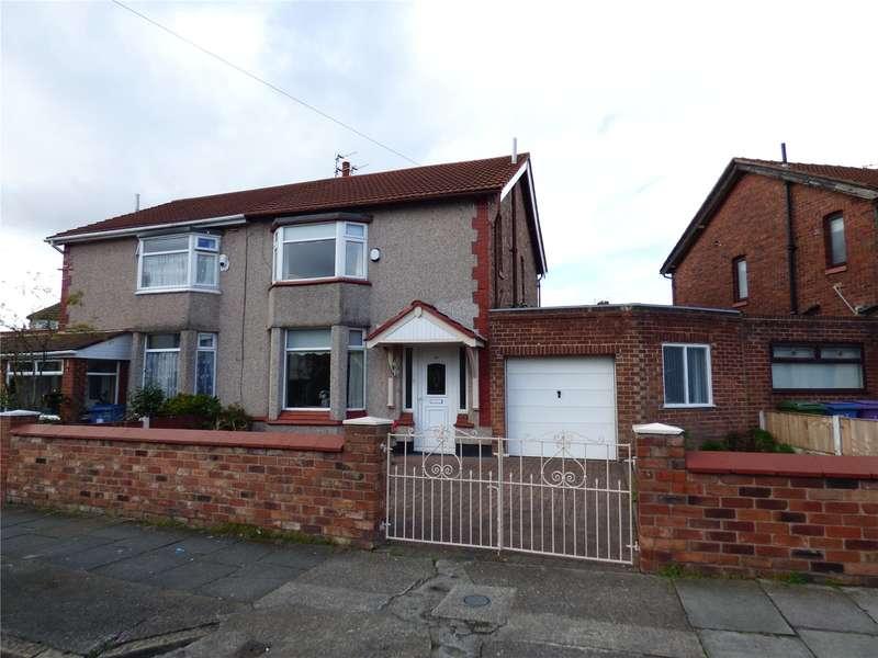 3 Bedrooms Semi Detached House for sale in Warnerville Road, Liverpool, Merseyside, L13