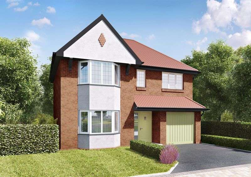 4 Bedrooms Detached House for sale in Lunts Heath Road, Widnes