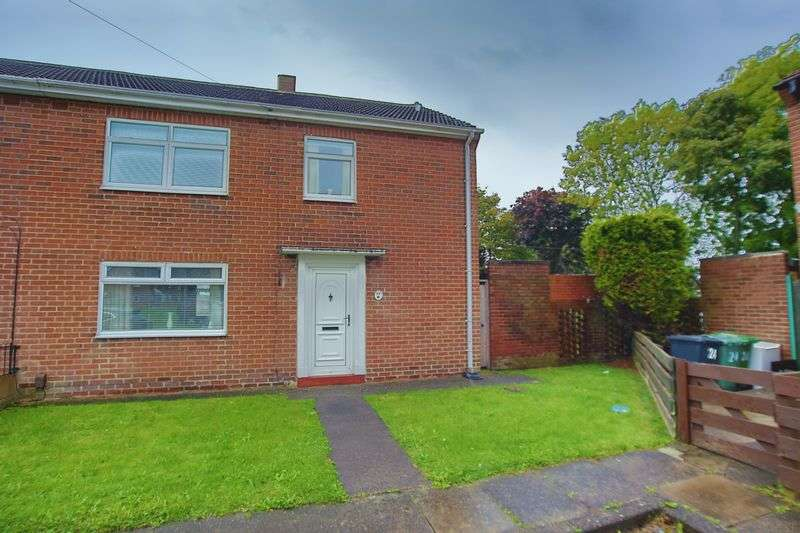 3 Bedrooms Terraced House for sale in Ranson Crescent, South Shields