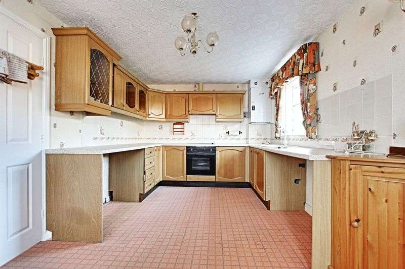 3 Bedrooms Detached Bungalow for sale in Paddock Rise, Barrow-Upon-Humber