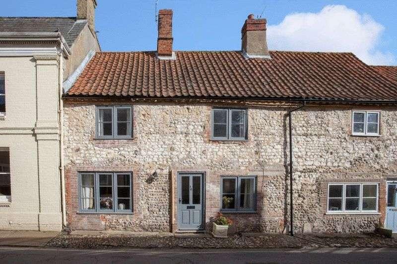 3 Bedrooms Property for sale in Little Walsingham, Norfolk