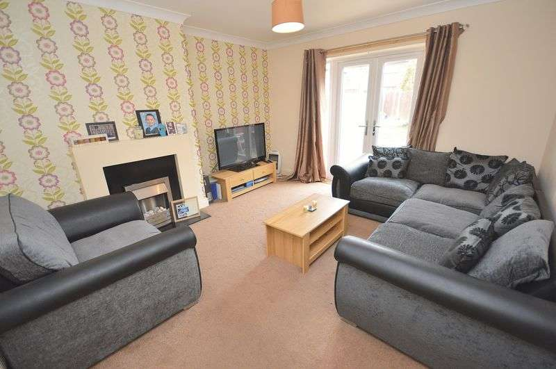 3 Bedrooms Terraced House for sale in Barnes Close, Widnes
