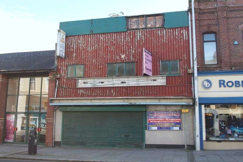 Land Commercial for sale in 14 Bridge Street South, Portadown