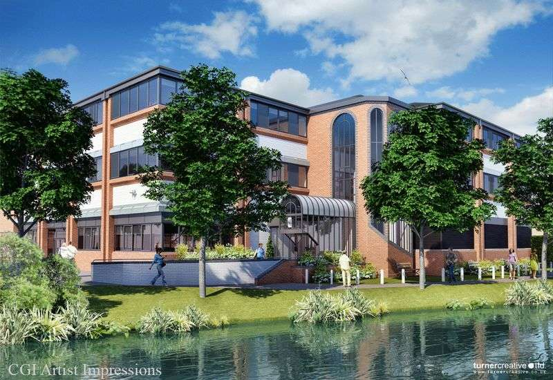 1 Bedroom Flat for sale in Riverbank House, Angel Lane, Tonbridge