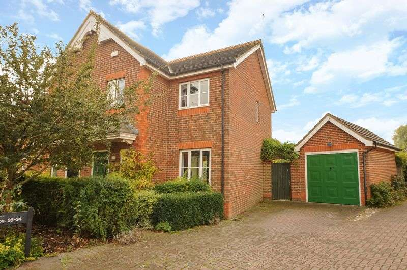 3 Bedrooms Semi Detached House for sale in Ashburn Place, Didcot