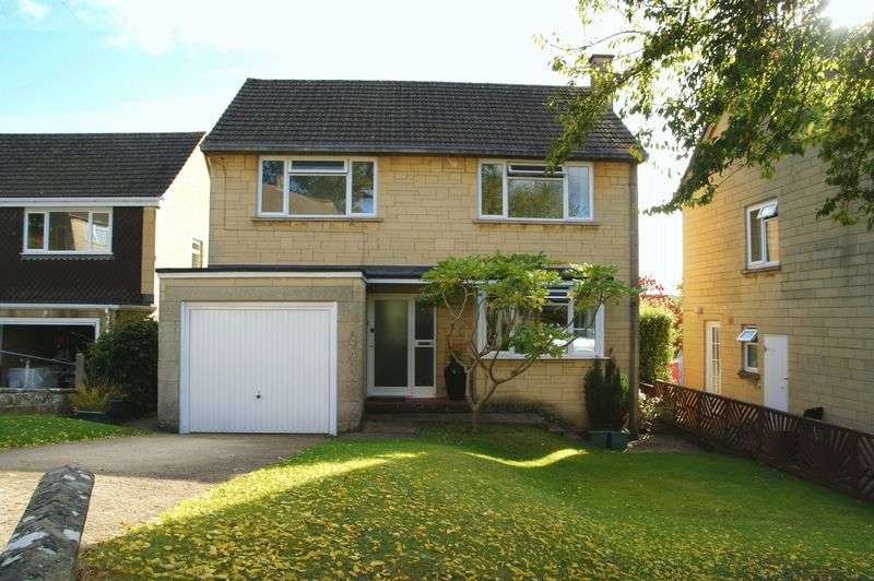 3 Bedrooms Detached House for sale in 5 Duncan Gardens, Upper Weston, Bath, BA1 4NQ