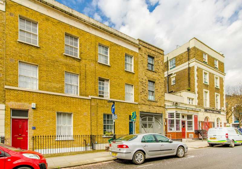 2 Bedrooms Flat for sale in Balfe Street, King's Cross, N1