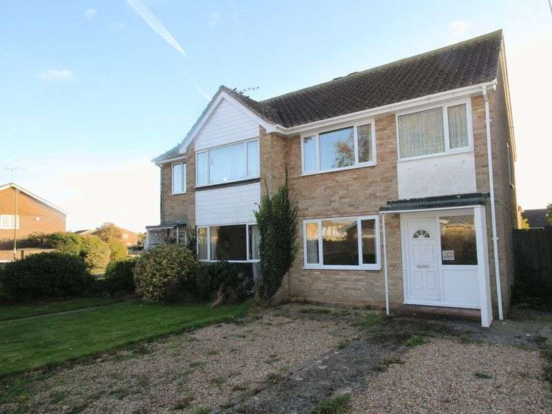 3 Bedrooms Semi Detached House for sale in The Winter Knoll, Littlehampton