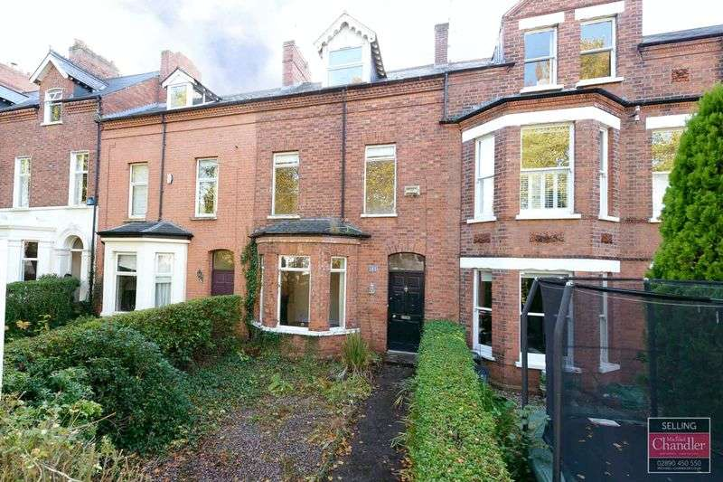 4 Bedrooms House for sale in 103 South Parade, Belfast, BT7 2GN