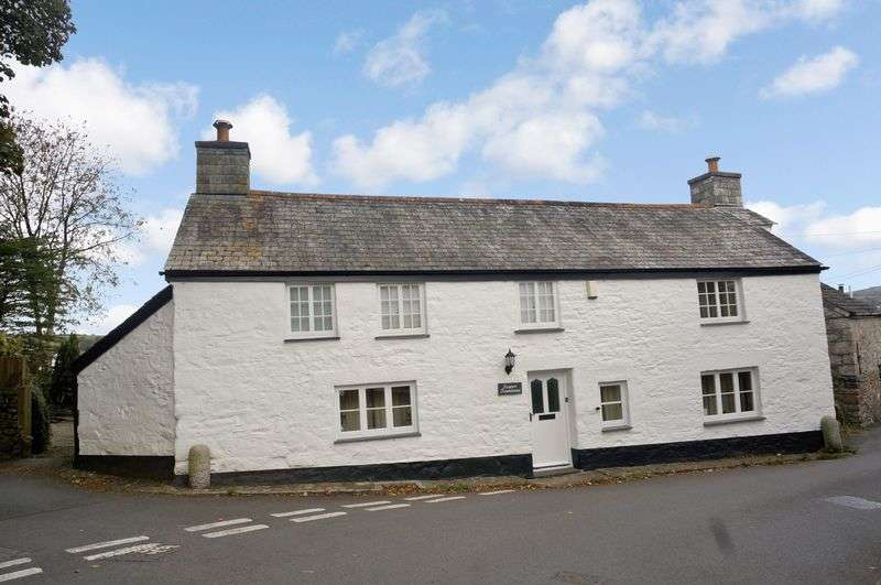 3 Bedrooms Detached House for sale in St Cleer, Liskeard