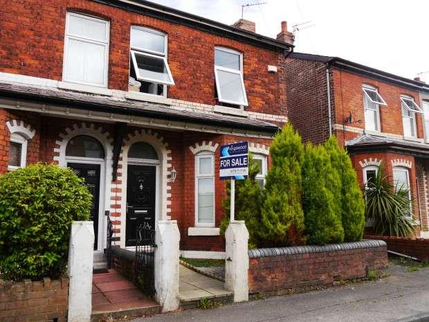 2 Bedrooms Semi Detached House for sale in Fairfield Road, Fulwood, Preston, PR2