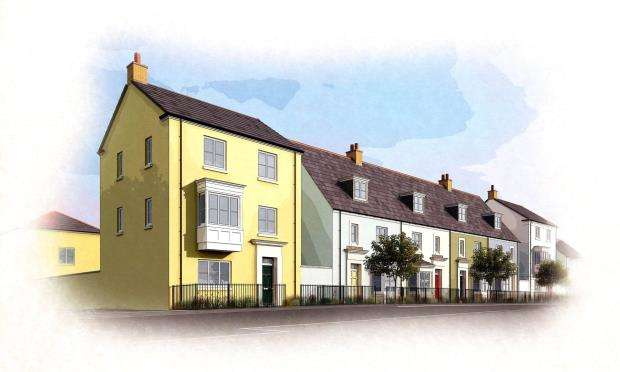 3 Bedrooms End Of Terrace House for sale in Stret Euther Pendragon, Quintrell Road, Newquay, Cornwall