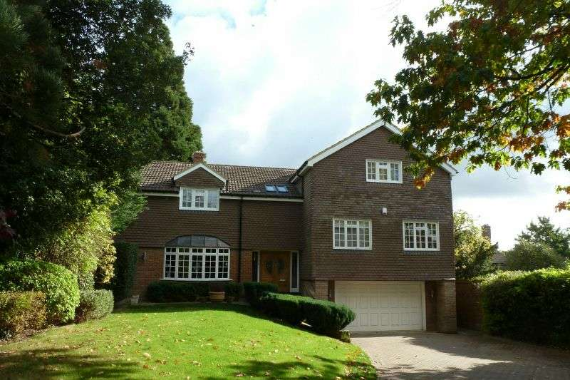 6 Bedrooms Detached House for sale in Firs Walk, Northwood