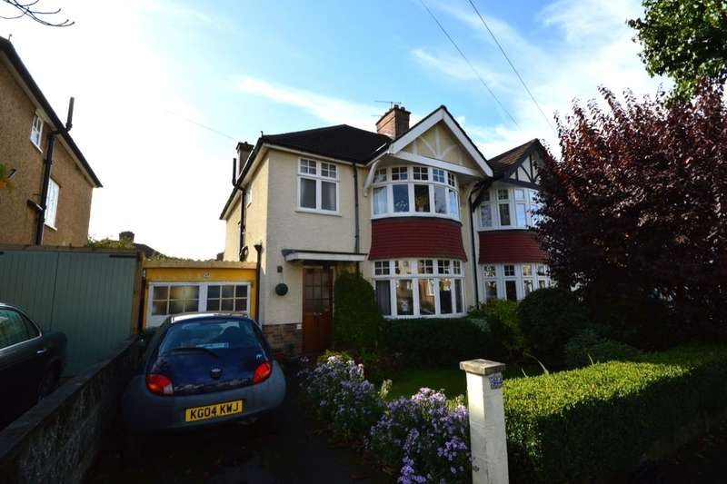 3 Bedrooms Semi Detached House for sale in Cassiobury Park Avenue, Watford, WD18