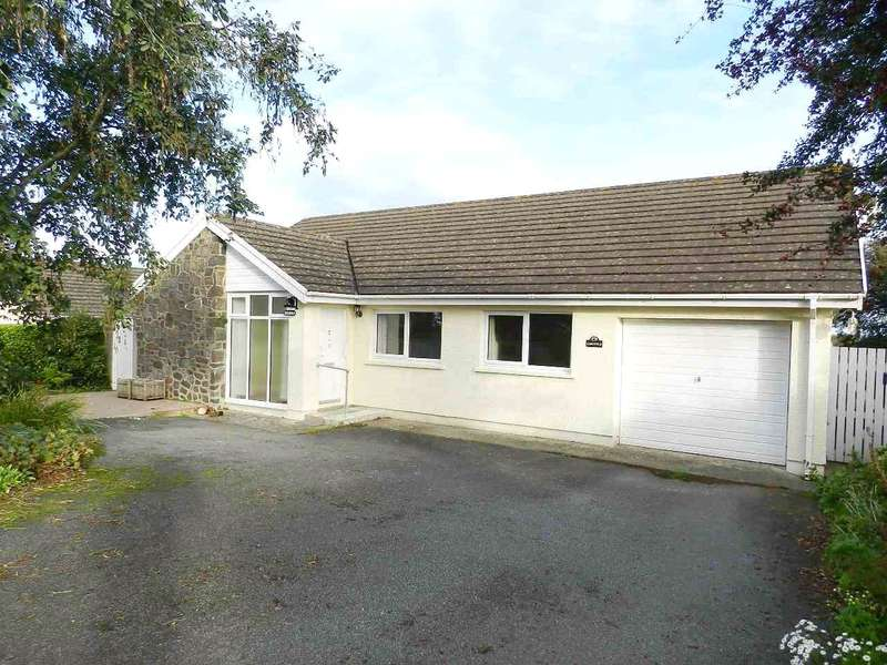 4 Bedrooms Detached Bungalow for sale in Edgefield, Ashdale Lane, Llangwm, Haverfordwest