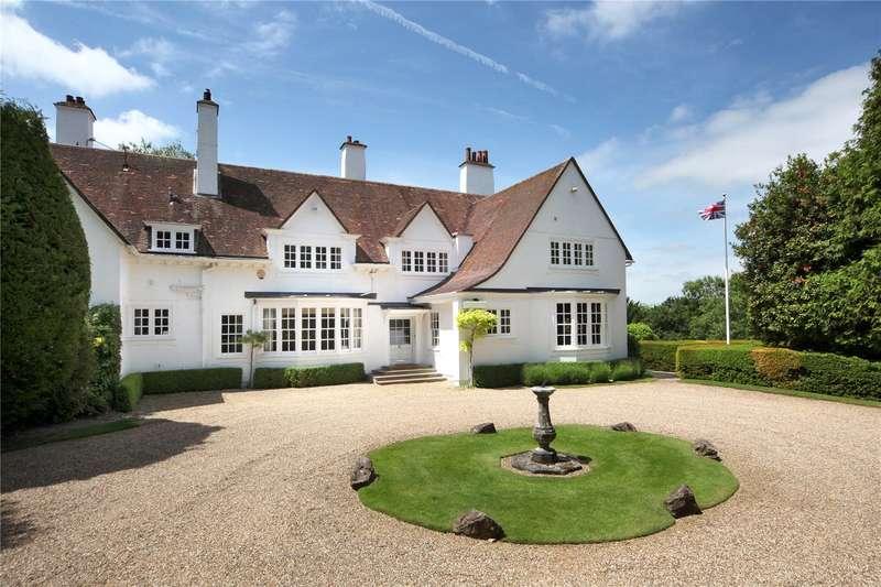 5 Bedrooms Semi Detached House for sale in Wendover Road, Butlers Cross, Aylesbury, Buckinghamshire, HP17
