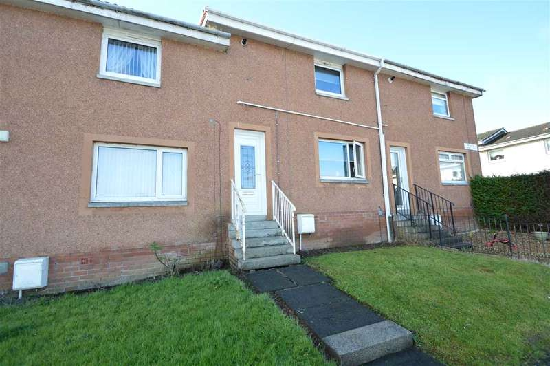 2 Bedrooms Terraced House for sale in Calder View, Woodhead, Hamilton