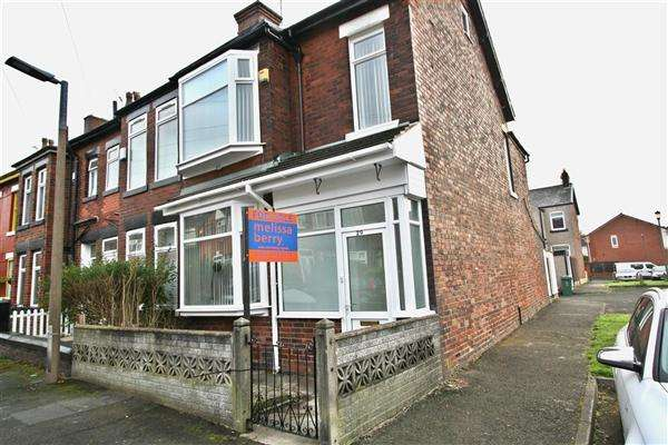 3 Bedrooms Terraced House for sale in Orange Hill Rd, Prestwich