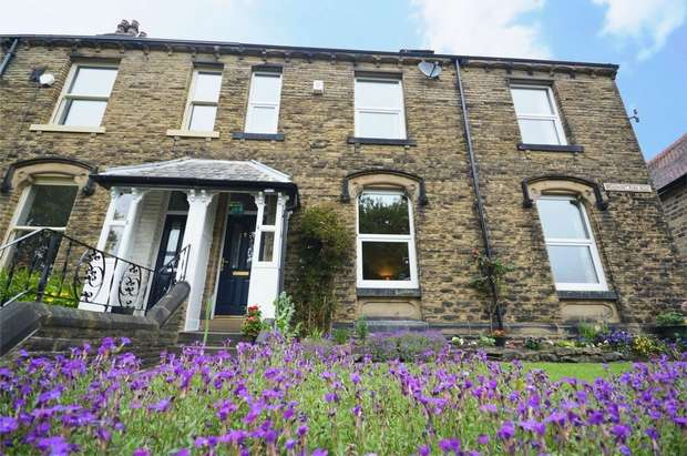 3 Bedrooms Semi Detached House for sale in Beaumont Park Road, HUDDERSFIELD, West Yorkshire