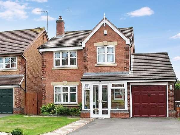 4 Bedrooms House for sale in Greenleas Close, Wallasey Village