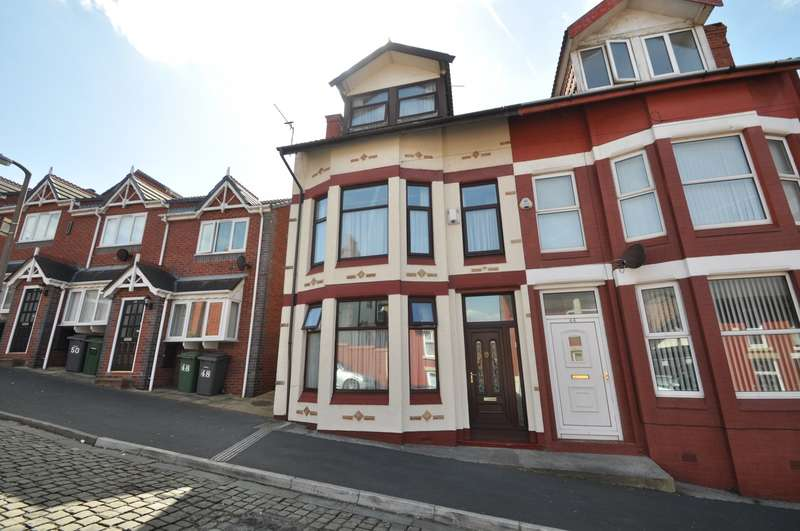4 Bedrooms House for sale in Duke Street, New Brighton