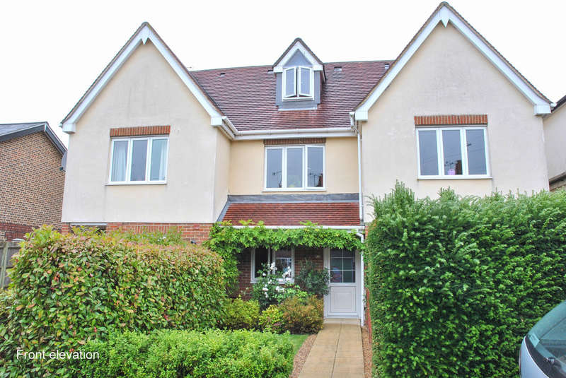 3 Bedrooms Terraced House for sale in Smith Road, Reigate