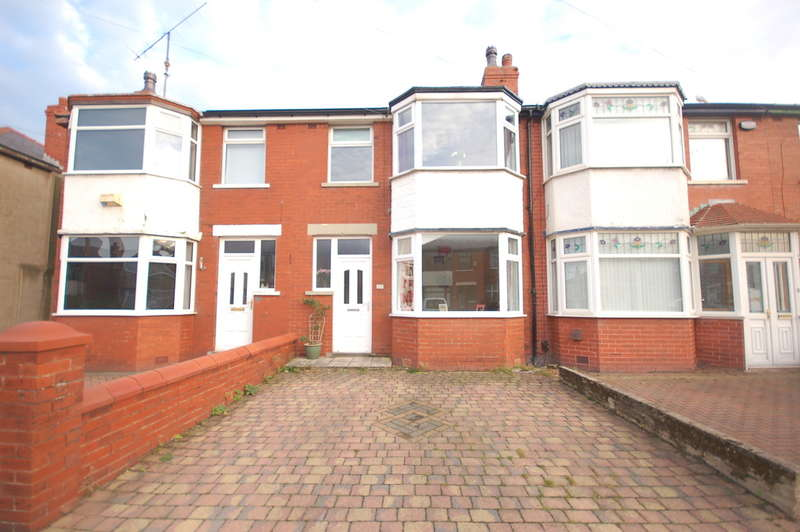 3 Bedrooms Terraced House for sale in Barmouth Avenue, Blackpool